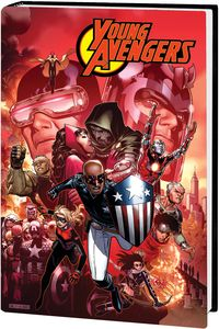 [Young Avengers By Heinberg & Cheung: Omnibus (DM Variant Hardcover) (Product Image)]