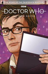 [Doctor Who: The Road To 13th Doctor: The 10th Doctor Special #1 (Cover C Jones) (Product Image)]