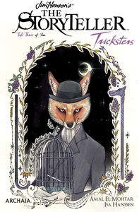 [Jim Henson's Storyteller: Tricksters #3 (Cover A Momoko) (Product Image)]
