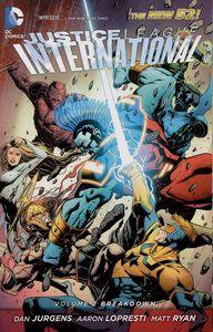 [Justice League International: Volume 2: Breakdown (Product Image)]