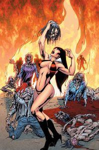 [Vengeance Of Vampirella #14 (Castro Virgin Variant) (Product Image)]