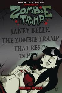 [Zombie Tramp: Volume 15: Death Zombie Tramp (Product Image)]