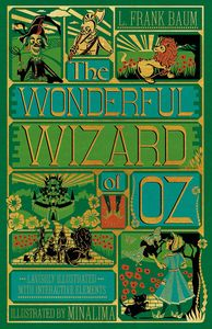 [The Wonderful Wizard Of Oz: Illustrated With Interactive Elements (Hardcover) (Product Image)]