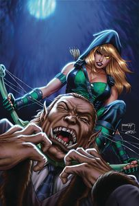 [Robyn Hood: Outlaw #6 (Cover B Goh) (Product Image)]