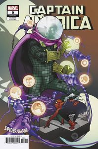 [Captain America #9 (Ferry Spider-Man Villains Variant) (Product Image)]