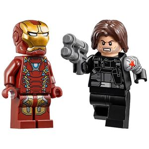 [Marvel: Superheroes: Lego: Captain America Civil War: Super Hero Airport Battle (Product Image)]