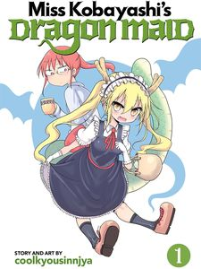 [Miss Kobayashi's Dragon Maid: Volume 1 (Product Image)]