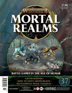 [Warhammer: Age Of Sigmar: Mortal Realms #37 (Product Image)]
