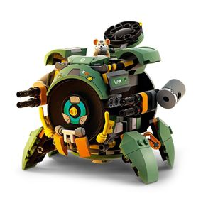 [LEGO: Overwatch: Playset: Wrecking Ball (Product Image)]