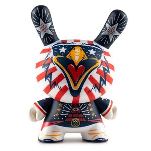 [Kidrobot: 3 Inch Dunny: Indie Eagle By Kronk (Product Image)]