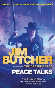[The Dresden Files: Book 16: Peace Talks (Hardcover) (Product Image)]