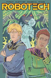 [Robotech #22 (Cover C Brokenshire) (Product Image)]