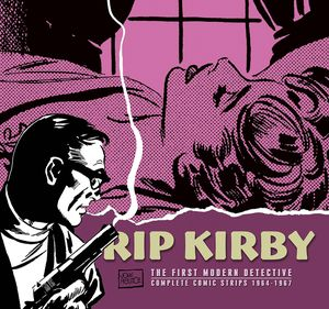 [Rip Kirby: Volume 8 (Product Image)]