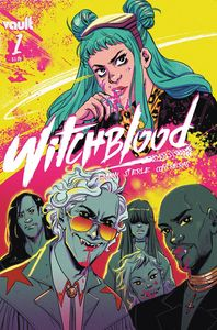 [Witchblood #1 (Cover A Sterle) (Product Image)]