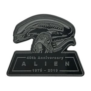 [Alien: 40th Anniversary Pin Badge (Product Image)]