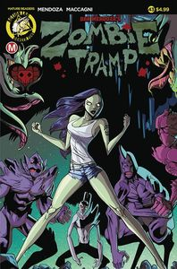 [Zombie Tramp Ongoing #43 (Cover A Celor) (Product Image)]