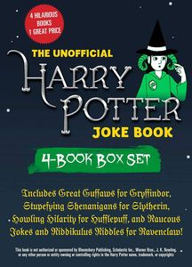 [Unofficial Harry Potter Joke Book (4 Book Box Set) (Product Image)]