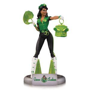 [DC Comics Bombshells: Statue: Green Lantern Jessica Cruz (Product Image)]