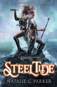 [Seafire: Book 2: Steel Tide (Hardcover) (Product Image)]