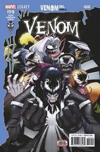 [Venom #159 (2nd Printing Sandoval Variant) (Legacy) (Product Image)]