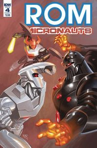 [Rom & The Micronauts #4 (Cover A Su) (Product Image)]