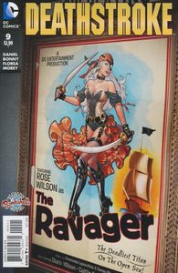 [Deathstroke #9 (Bombshells Variant Edition) (Product Image)]