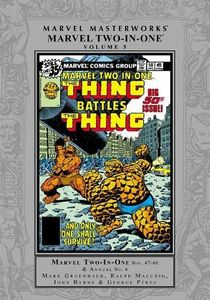 [Marvel Masterworks: Marvel Two In One: Volume 5 (Hardcover) (Product Image)]