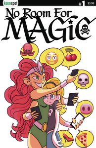 [No Room For Magic #1 (Cover B Ramos Variant) (Product Image)]