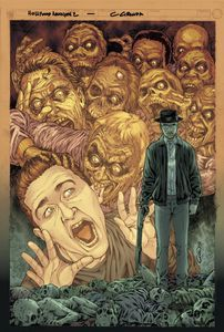 [Hollywood Zombie Apocalypse #2 (A Cover Granda) (Product Image)]