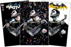 [Batman #50 (Forbidden Planet Exclusive - Jock 3 Cover Variant Set) (Product Image)]