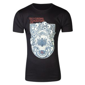 [Dungeons & Dragons: T-Shirt: Monster (Skinny Fit) (Product Image)]