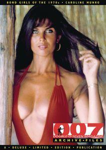 [007 Magazine: Bond Girls 1970`S Caroline Munro (Product Image)]
