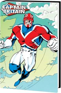 [Captain Britain: Omnibus (Davis Cover Hardcover) (Product Image)]