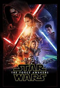 [Star Wars: The Force Awakens: Poster: One Sheet (Product Image)]