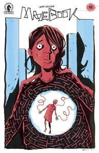 [Mazebook #2 (Cover A Lemire) (Product Image)]
