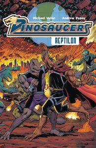 [Dinosaucers: Volume 1: Reptilon (Product Image)]