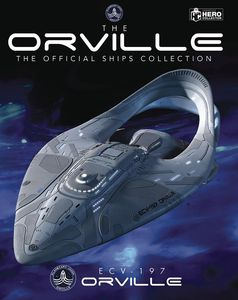[The Orville: Official Ships Collection #1 USS Orville Ecv-197 (Product Image)]
