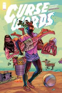 [Curse Words: Summer Special #1 (Cover B Quinones (One-Shot)) (Product Image)]