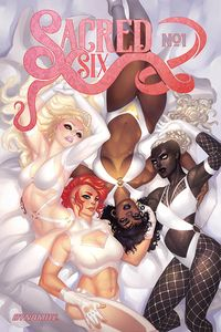 [Sacred Six #1 (Cover D Hetrick) (Product Image)]