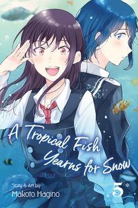 [A Tropical Fish Yearns For Snow: Volume 5 (Product Image)]