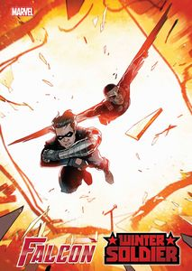 [Falcon & Winter Soldier #1 (Bengal Variant) (Product Image)]