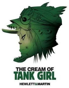 [Cream Of Tank Girl (Hardcover - Titan Edition) (Product Image)]