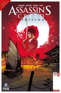 [Assassins Creed: Uprising #5 (Cover B Veltri) (Product Image)]