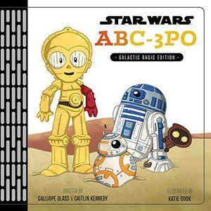 [Star Wars: ABC-3PO: Alphabet Book (Hardcover) (Product Image)]