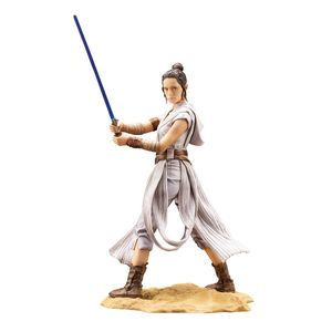 [Star Wars: The Rise Of Skywalker: ArtFX+ Statue: Rey (Product Image)]