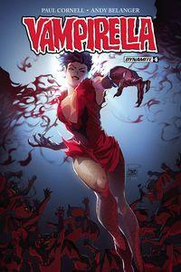 [Vampirella #6 (Cover A Tan) (Product Image)]