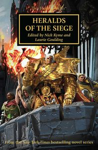 [The Horus Heresy: Book 52: Heralds Of The Siege (Product Image)]