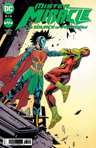[Mister Miracle: The Source Of Freedom #2 (Product Image)]