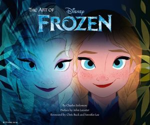 [Art Of Frozen (Hardcover) (Product Image)]