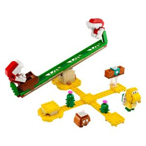 [LEGO: Super Mario: Expansion Set: Piranha Plant Power Slide (Product Image)]